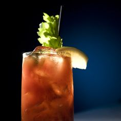 Bloody Mary Recipe at Epicurious.com