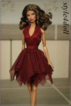 """style4doll outfit for Fashion Royalty 12"""""""