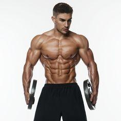 Profile: Ryan Terry + Workout Routine & Diet