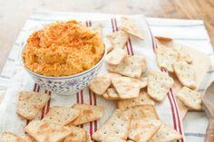Naturally Ella | Sweet Potato Curry Hummus | Naturally Ella