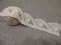 Orilla # 19 Ultimas Piñas Crochet