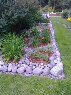 Eco Garden, Dream Garden, Outdoor Plants, Outdoor Decor, Walkways, Front Yard Landscaping, Outdoor Life, Backyards, Natural Stones