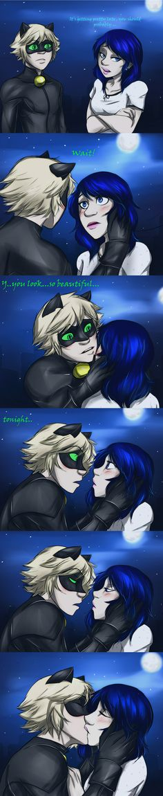 some more ladybug by MegS-ILS on DeviantArt Miraclous Ladybug, Ladybug Comics, Lady Bug, Cat Noir Cosplay, Photo Manga, Miraculous Ladybug Funny, Marinette And Adrien, Daddy, Kawaii