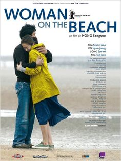 Woman on the Beach : Affiche