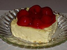 Kalyn's Kitchen: Recipes for Low Carb Cherry Cheesecake Two Ways: Sugar High (NOT) Friday #15