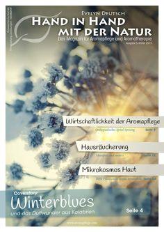 Das Magazin für Aromapflege und Aromatherapie von www.aromapflege.com Cover, Winter, Nursing Care, Winter Time, Blankets, Winter Fashion
