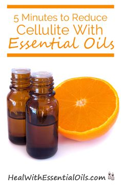 5 Minutes to Reduce Cellulite With Essential Oils