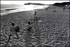 沙灘上的棒球賽 Baseball by the Sea / 1994.澎湖 時裡 / 攝影:張詠捷 ( Photography by Chang Yung-Chieh )
