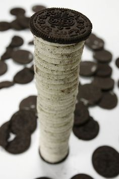 The Web's Most Outstanding Pics Of 4.30.13! Gallery: Outstanding Pics Of 4.30.13: Oreo Tower Picture | Break.com