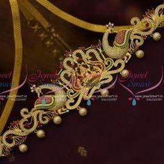 American Diamond Hip Belt Vaddanam Designs