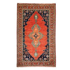 "Adina Collection Oriental Rug, 5'10"" x 9'6"""