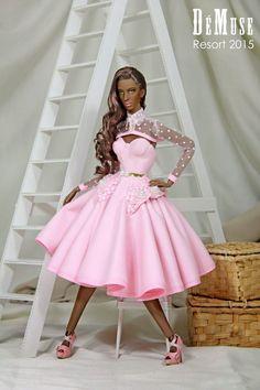 DéMuse High Fashion Doll.www.nigelchia.com
