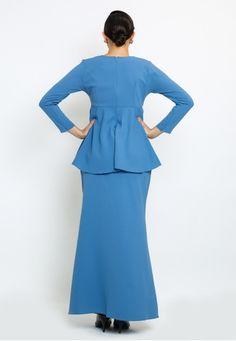 Blue Tops, Coupons, Peplum Dress, Detail, Check, Modern, Dresses, Style, Fashion