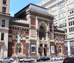 Philadelphia, PA Pennsylvania Academy of the Fine Arts