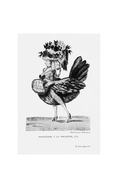 Rose Bertin, the creator of fashion at the court of Marie-Antoinette (1913) via http://vintageprintable.com/wordpress