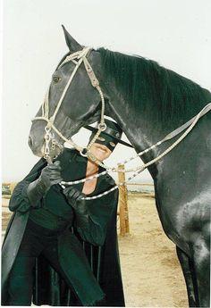 Duncan Regehr Zorro #Zorro #ZorroDuncanRegehr #ZorroActor