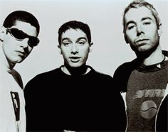 the beastie boys..saw them numerous times..reminds me of the Edge and Stein..