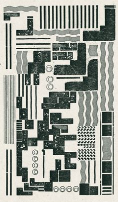 Teresa Żarnowerówna, typographic composition, 1924.  Against All Odds: Polish Graphic Design 1919-1949 by Piotr Rypson.