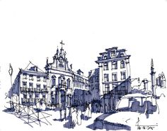 Drawn back to Lisbon's special places  | Urban Sketchers