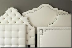 Upholstered headboard shapes Calico Corners Calico Home.