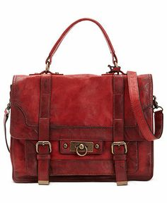 Absolutely gorgeous, but waaay out of my price range!  Frye Handbag, Cameron Satchel