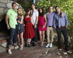 Days of Our Lives (Younger cast taken 2012)