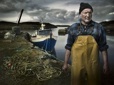 Isle of Skye guy: Photographs by Julian Calverley: See more on Places2go and Photography Boards
