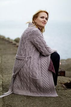 Diy Crafts - Kanwa (緩和) jp means relaxation Back CO 132 100 cm before washing -- after Front CO 83 Pocket CO 28 Knitted Coat Pattern, Knit Cardigan Pattern, Crochet Coat, Jacket Pattern, Long Sweaters, Sweaters For Women, Coat Patterns, Knitting Patterns, Crochet Patterns