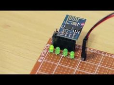 How to add more GPIOs to #ESP8266 (ESP-01) - YouTube