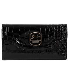 GUESS Wallet, Newlyn Multi Clutch - Handbags & Accessories - Macy's