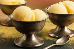 Get your summer drink/sorbet on with this Pineapple-Rum Sorbet Recipe - CHOW - I am picking up a pineapple tomorrow!