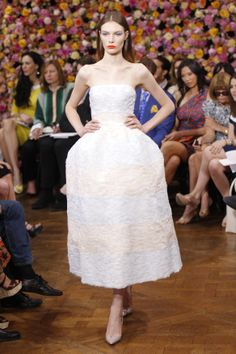 Raf Simons for Christian Dior during the Haute Couture Fall-Winter 2012-2013 - 5