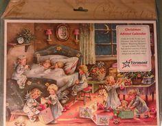 Christmas Advent Calendar Korsch  Angels Watching   #KorschVerlag