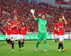 [ J1:第10節 浦和 vs 横浜FM ] 1点を守り切り勝利した浦和は、これでホーム3連勝。次節(5/3)も大勢のサポーターの後押しを受ける埼玉スタジアム2002でF東京と対戦する。