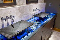 Unique Sink Design