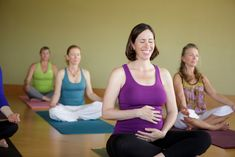 The Dos and Don'ts of Prenatal Yoga.  welp.  guess it's time to start taking all this into account.  :)