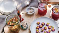 Easy Pickled Shrimp