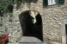 Vallebona (IM), Porta di Santa Maria