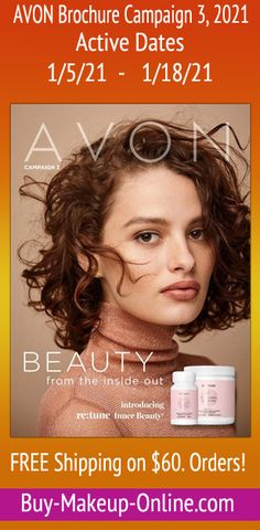 Avon Brochure Campaign 3, 2021 Thanks for Shopping the Acon Catalog Online with Avon Rep Cindy! #Avon #AvonRep #AvonRepNearMe #LocalAvonRep #AvonBrochure #AvonCatalog #AvonBook #Anew #AnewPlatinum #AnewUltimate #AnewReversalist #AnewVitale #belif #TheFaceShop #AvonXTheFaceShop #AvonFaceShop #YourAvonRep #AvonWhatsNew #Campaign3 #Campaign4 #BuyAvonOnline #ShopAvonOnline #AvonMakeup #AvonSkinCare #AvonLipstick #AvonEyeShadow #YES Avon Eyeshadow, Avon Lipstick, Avon Catalog, Catalog Online, Avon Online Shop, Buy Makeup Online, Avon Brochure, Skin Care Clinic, The Face Shop