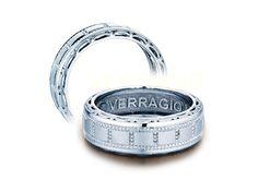 Men's wedding ring.