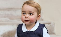 Prince George: New photos released of the rosy-cheeked Prince of Cambridge #Products