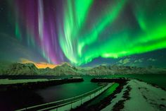 Spakenes lights by Joris Kiredjian on 500px