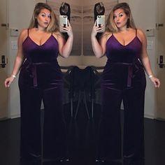 Plus Size Fashion for Women Black Girl Fashion, Curvy Fashion, Fashion Looks, Fashion Capsule, Fashion Outfits, Fashion Ideas, Fashion Inspiration, Plus Size Fashionista, Looks Plus Size