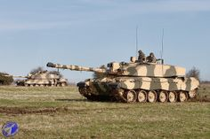 Challenger 2 (CR2) Main Battle Tank