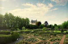 The Walled Garden at Biltmore