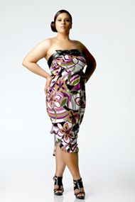 Mystique $180  Qristyl Frazier Designs - High Fashion Plus Size Clothing