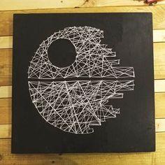 Image result for star wars string art
