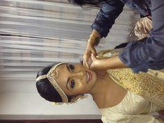 Beautiful kandyan bride!!!!