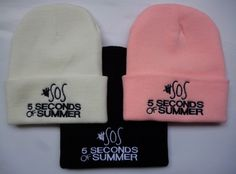Free Shipping 2014 New Arrival 5 seconds of summer 5SOS Winter Warm Sports Knit Beanies Hat for Men and Women Winter Cap Skully $9.99