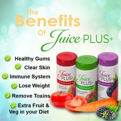 Want more information?  Visit me at tracyirwin.juiceplus.com